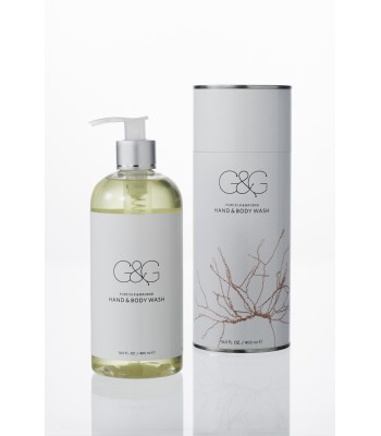 Pure Silk & Baobab Hand & Body Wash 14.0 FL. OZ. / 400 ml ℮