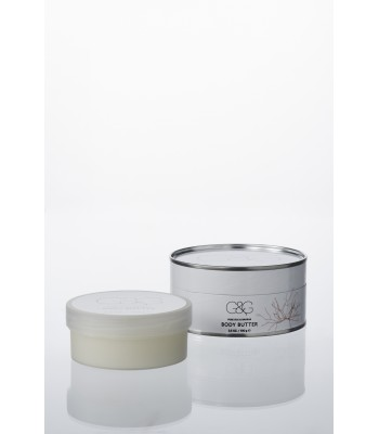 body butter pure silk & baobab 3.5 OZ. - 100 g ℮